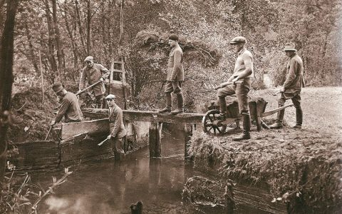 Ausstellung Bewässerung