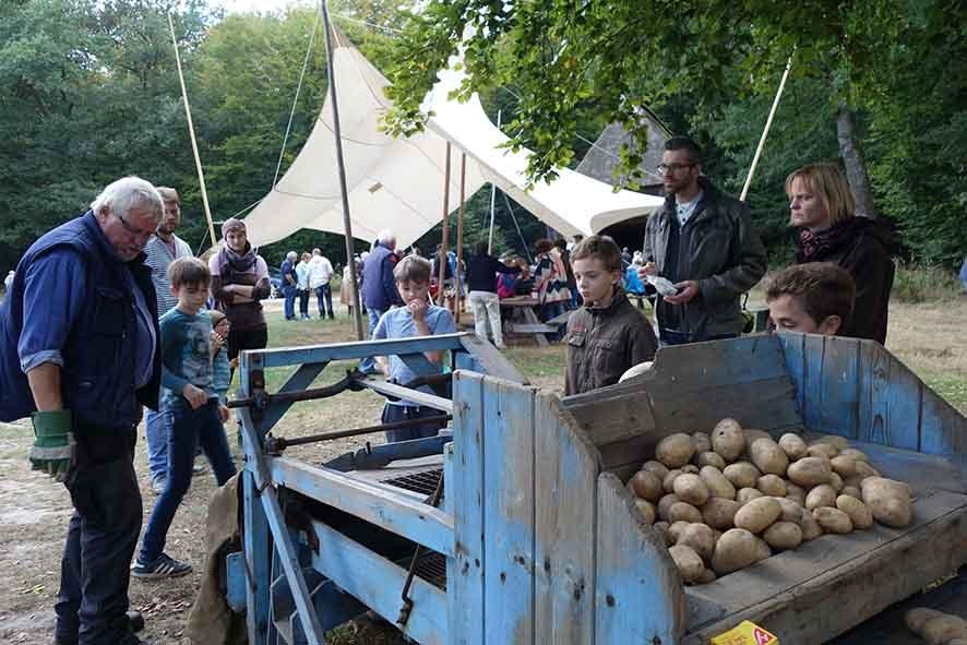 Erntedank- und Kartoffelfest