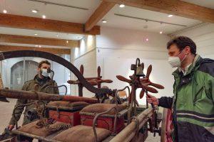 Museumsdorf Hösseringen, Sonderausstellung Fahrzeuge