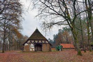 Museumsdorf Hösseringne, Holzschuppen aus Breetze, Landkreis L
