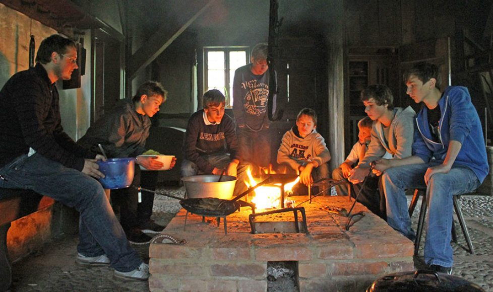Kochen im Kötnerhaus