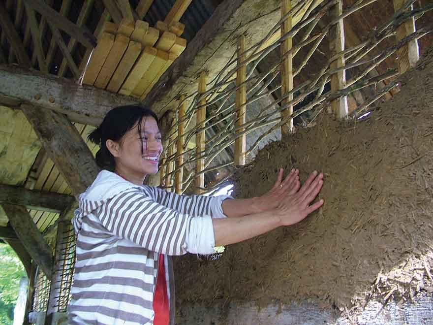 +++Entfällt!+++ KURS: Historischer Lehmbau