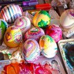 Saisoneröffnung mit Ostereiermarkt