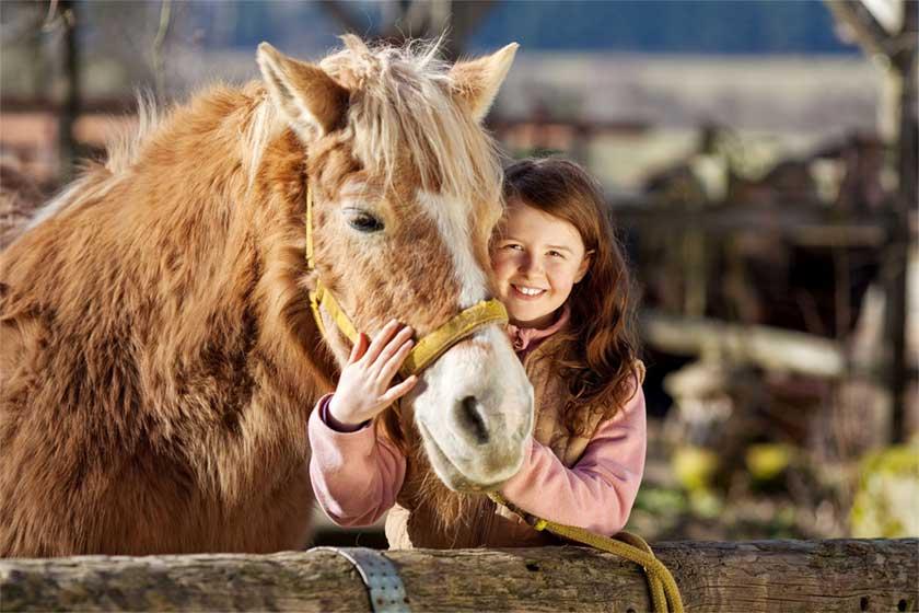 +++Entfällt!+++ Ponyreiten für Kinder
