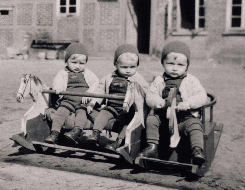 THEMENFÜHRUNG: Kindheit auf dem Lande