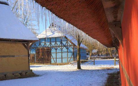 Winterzauber und Hasennasen